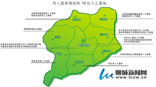 濮阳区域划分地图