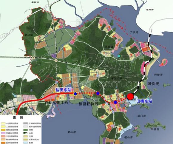 烟台海阳至青岛将建城际轻轨 有望公交化运行(图)