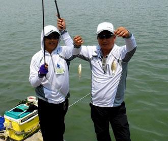 莱西将办2015世界休闲体育大会钓鱼测试赛