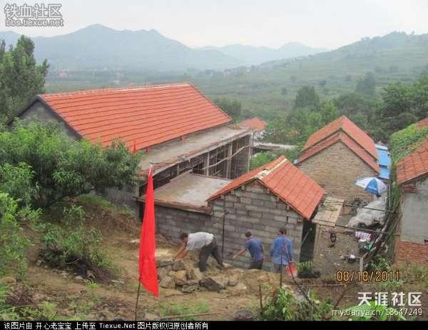 在老家农村盖房子,求两层或三层的别墅图纸 谢谢 本人准备在老家盖