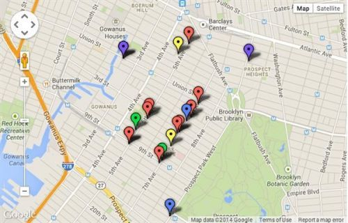 6岁小女孩制作的地图让谷歌脸红