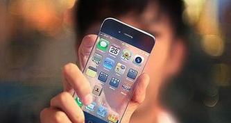 手机新解锁技术:刷耳朵接听电话