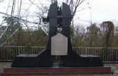 普德寺丛葬地纪念碑