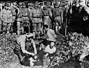 日军屠杀中国人