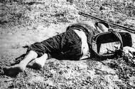 日军在南京郊区枪杀无辜农民
