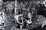 南京大屠杀日军活埋国人