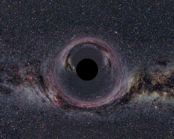 西班牙《世界报》:黑洞之谜 近百年来仍无解