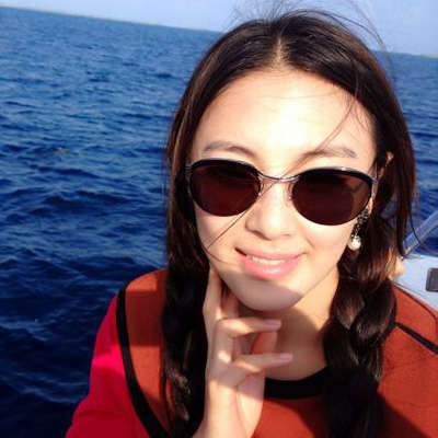 【爱美】张雨绮新娘妆解析 马尔代夫完婚幸福洋溢