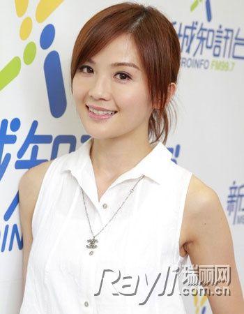 【有意思】杨丞琳宋茜甜蜜发色 可爱与活力并存