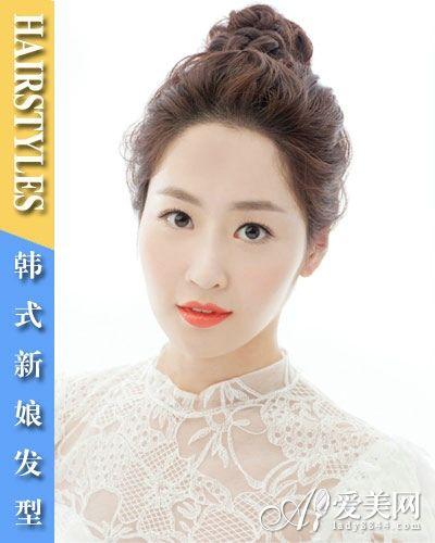 韩式新娘发型 我的婚礼发型我做主图片