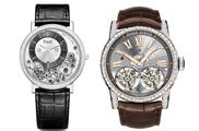9款钻石腕表推荐
