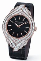 百达翡丽Calatrava 高级珠宝腕表