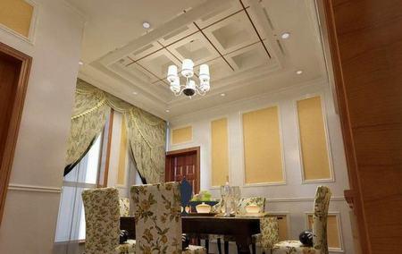 餐厅吊顶_餐厅吊顶效果图_餐厅吊顶图片大全