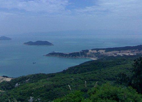 西洋岛位于福建霞浦县东南海域,与霞浦县城相距20海里,是海岛乡的一个