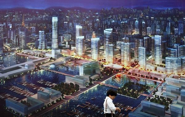 中国gdp 房地产_突发重磅 中央政治局明确定调楼市下半年走向