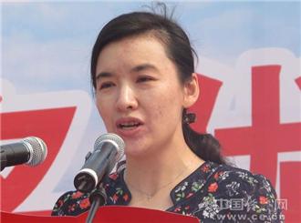 """""""70后""""新泰女市委书记调任临沂市委副书记(图)"""