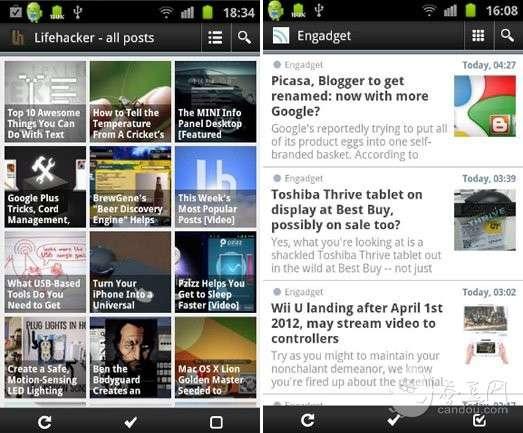 八款谷歌官方出品Android应用合集