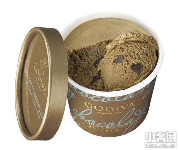 体验皇室般的清凉 歌帝梵甜蜜软冰淇淋