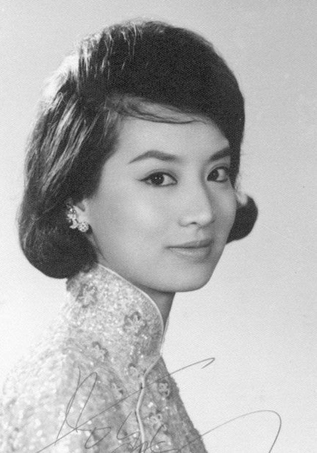 60年代香港绝色女星:金庸将梦中情人夏梦比西施(图)