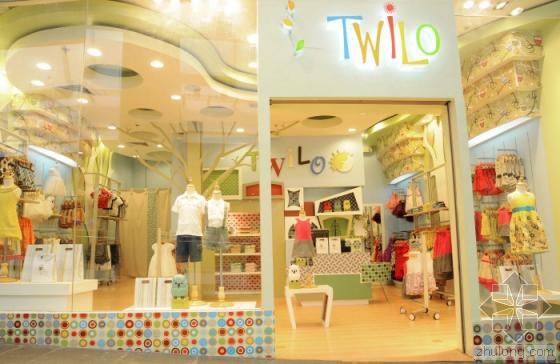 儿童服装专卖店