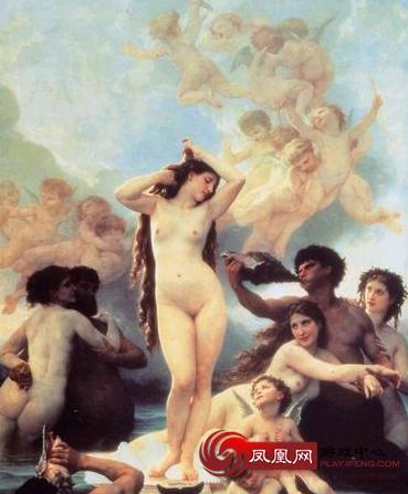 希腊 爱与美的女神 维纳斯传说图片