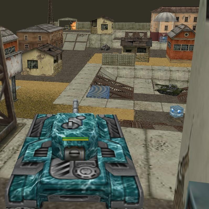 4399小游戏双人坦克