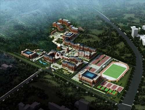 青岛5所外迁高中新校区转入装修 老校区2年内腾空
