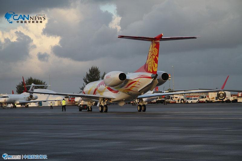 成龙买下的巴西著名飞机制造商巴西航空