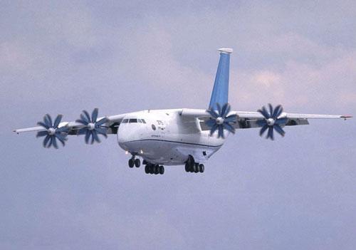 了解乌克兰人关于大飞机的设计