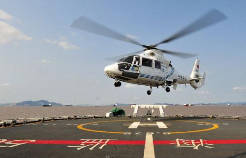 日本抗议法国售华直升机着舰装备 法方称没办法 - 和蔼一郎 - 和蔼一郎
