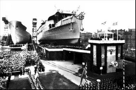 二战军史最大谜团:德国航母哪里去了?