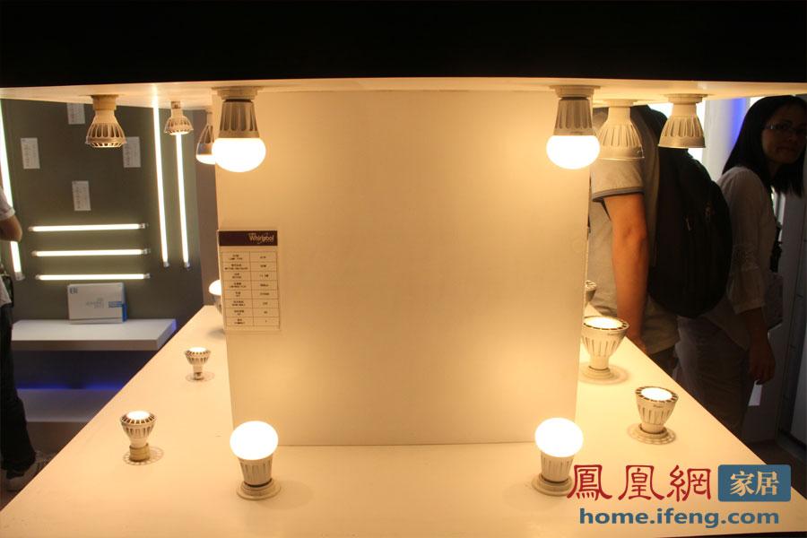 【2013广州国际照明展】led走进生活 单灯产品一览