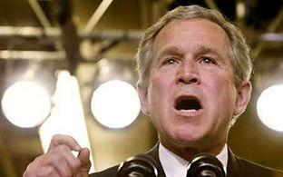 美国前总统小布什