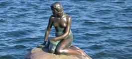 去丹麦哥本哈根游童话故乡