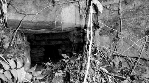 汉中宁强发现大规模完好清代羌族古墓群(图)