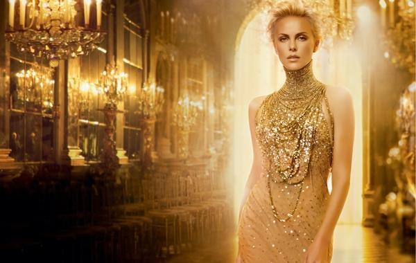 明星与Dior的故事