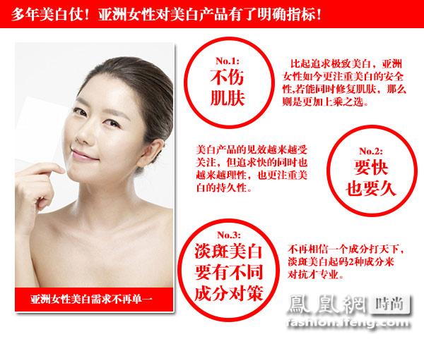 【聚美】亚洲女性美白需求不再单一 5款美白精华液各有亮点