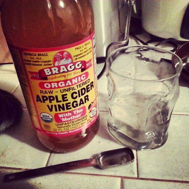 急救晒伤防粉刺 苹果醋不为人知的美容功效