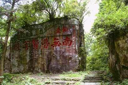 佛门清净 信仰者的心灵家园(图片来源:慧海佛教资源库)
