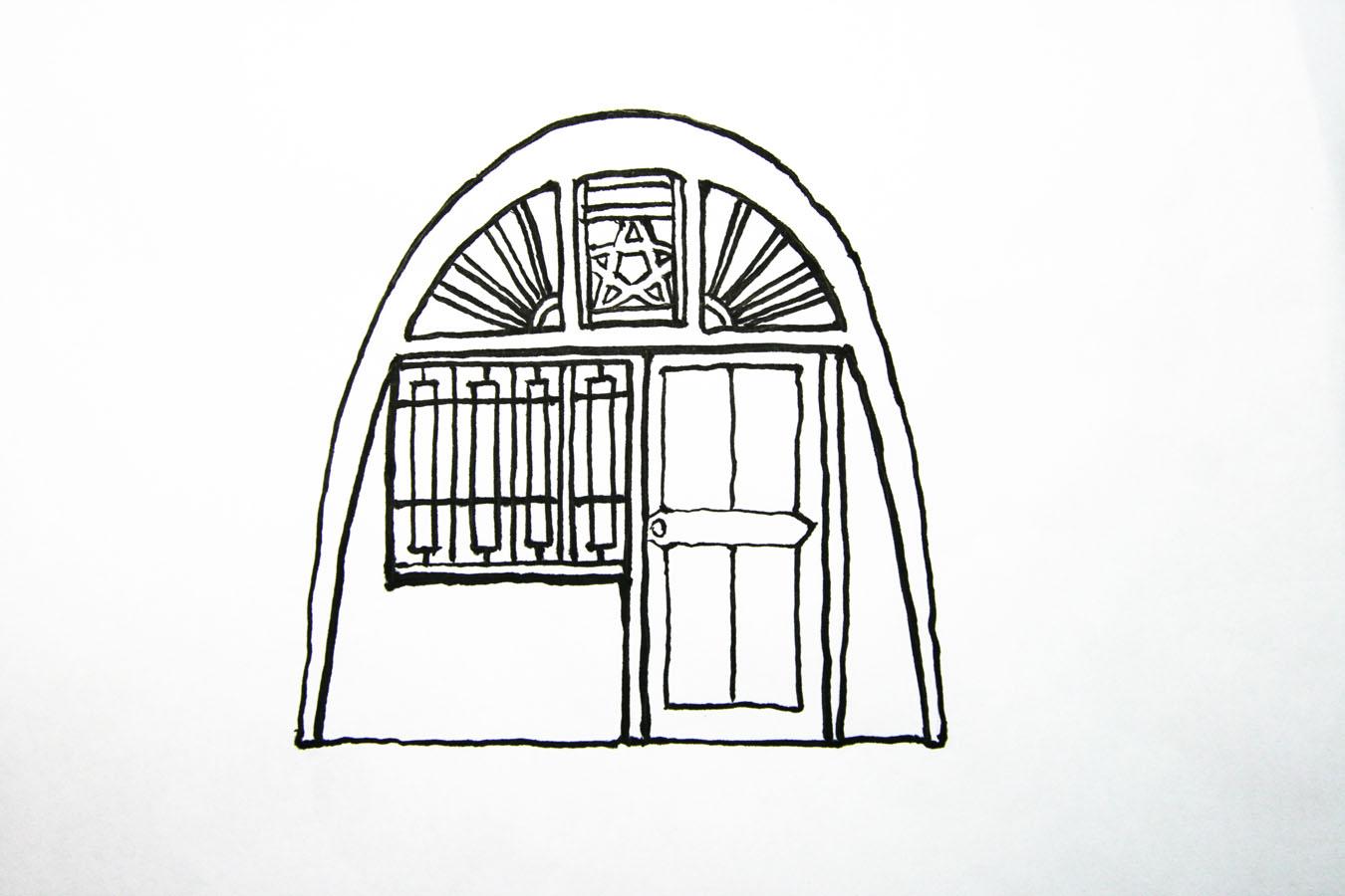 简笔画 手绘 线稿 1350_900