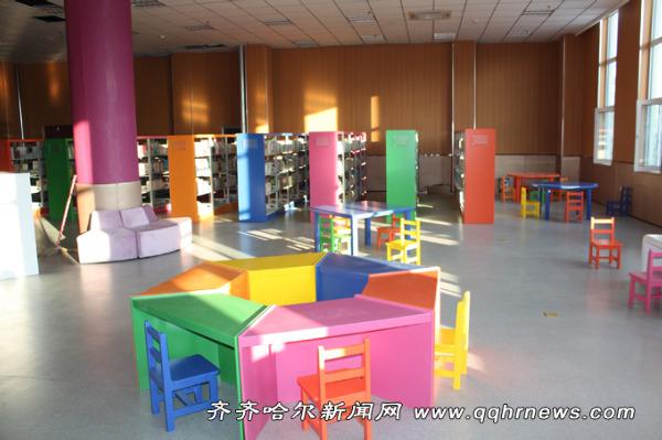 齐齐哈尔市图书馆新馆即将开馆 市民将享文化盛宴