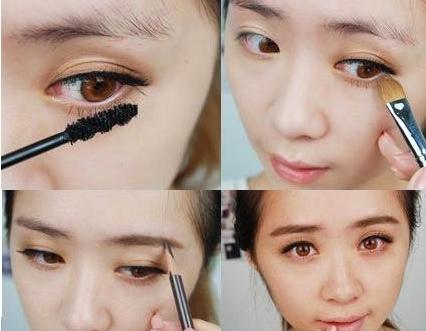 淡妆化妆步骤 妆出气质优雅女人味(图)