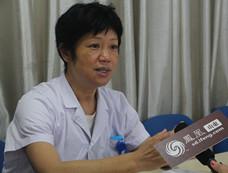 凤凰山东专访山东千佛山医院血液科主任黄宁