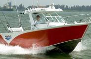 澳力宝铝合金钓鱼船