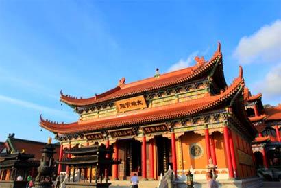 上香拜佛去哪儿 珠海最幽静的六大古寺