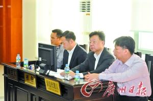 东莞:东莞市社保局局长昨出庭应诉