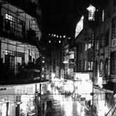 沙河大街夜景