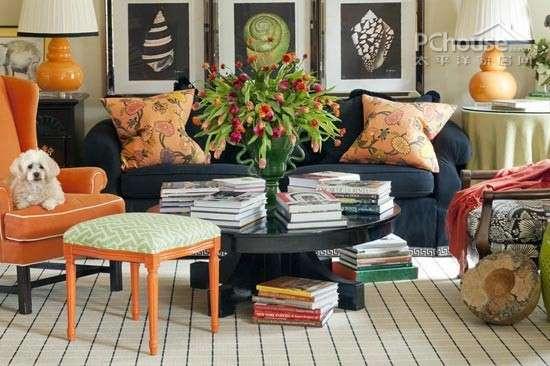 用料自然 小编点评:美式家具偏爱自然用料,木材的特殊纹理是美式家具