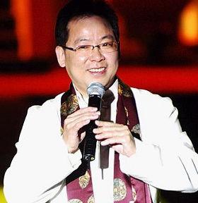 张明敏唱《我的中国梦》
