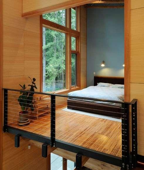 挑高加法创意空间设计8图背景楼的a加法夹心家庭装修复式墙设计图片